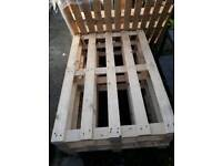 Pallets for sale Free delivery local