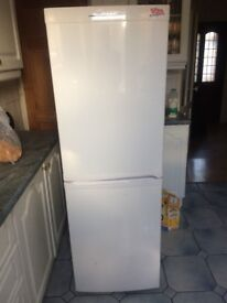 FROST FREE CANDY FRIDGE FREEZER IN GOOD WORKING CONDITION