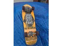 Shut Jeff Pang original skateboard