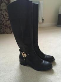 Ladies Michael Kors Boots, Size 4