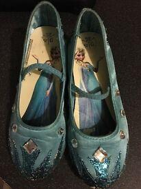 Elsa Princess Shoes
