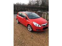 2008 Vauxhall Corsa 1.4 (lots of extras)