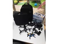 Parrot Bebop 2 POWER FPV Drone with SkyController 2, Backpack & Hard Carry Case