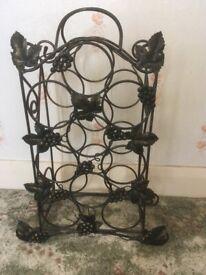 Decorative Wine Rack