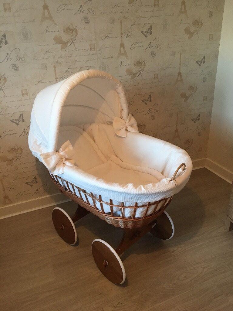 Leipold crib for sale - Unisex Leipold Bollerwagon Crib