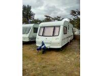2004 elddis Avante caravan