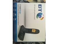 BT3920 Single - Digital cordless with answering machine - **BRAND NEW**