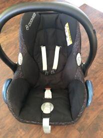 Maxi- cosi cabriofix group 0+car seat