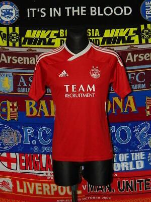 3.5/5 Aberdeen adults S 2011 home football shirt jersey trikot soccer image