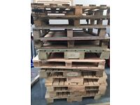 Wooden Pallets For Sale 110mm x110mm