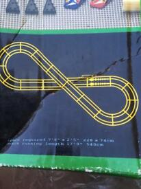 Scalextric track & controls