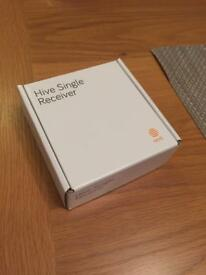 Hive Single Receiver - New & Unused