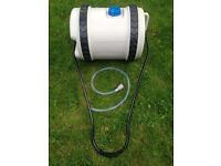 40 Litre Adventuridge Aqua Roll Water Carrier for a caravan