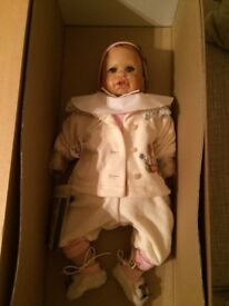 Collectible sigikid doll