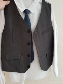 M & S suit.. aged 9 to 10