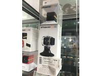 Polaroid Cube HD Action Camera - & water proof case & suction mount - brand new