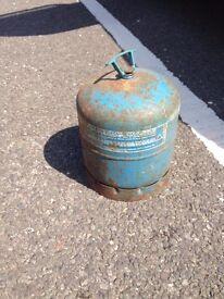 Camping gas bottle - campingaz 907 bottle butane cylinder