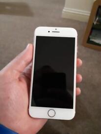 Iphone 7 gold rose . Full box 32gb