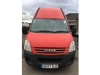 Iveco daily 35c twin wheel mob