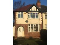 3 bed semi to rent Wollaton
