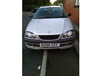Toyota Avensis. 1 YEAR MOT . automatic £350 or swap