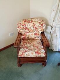 Arm chair x2