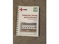 Inspection , testing and certification book