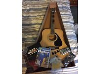 Yamaha F310 Acoustic Guitar Plus Extras!