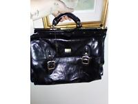 Large Osprey leather doctors bag, used once