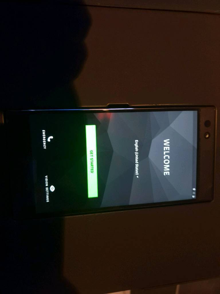 Selling Razer phone on 3 for £350 ONO | in Glasgow | Gumtree
