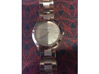Michael Kors men's Wristwatch Rosegold