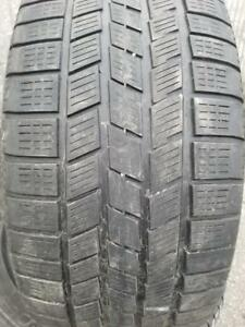 4 PNEUS HIVER PIRELLI 265 45 20   4 WINTER TIRES