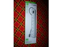 Belkin surge-protected extension lead