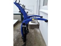 Saris Bones 3 Cycle rack