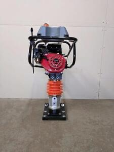 HOC RM80C - JUMPING JACK TAMPING RAMMER 6.5 HP GX200 + 2 YEAR WARRANTY + FREE SHIPPING !!