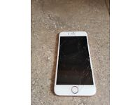 Iphone 6s 64gb rose gold locked to vodaphone