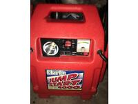 Clarke jump start 4000 car booster pack