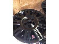 Ford alloys mondeo/focus