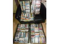 Massive DVD job lot - about 500 titles