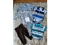 Baby boys clothes bundle 9-12 months