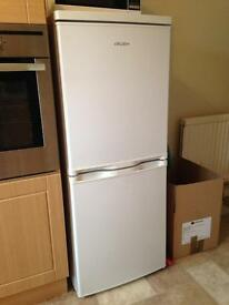 Free standing fridge freezer