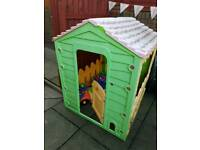 Play house for sale.