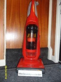 panasonic animal + 3 month warranty bagless upright vacuum cleaner fully refurbished