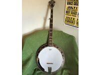 Brand New Recording King Elite-75 Banjo for sale