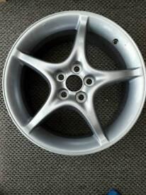 Toyota Celica alloy