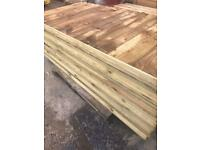 Heavy Duty Fence Panels