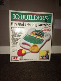 IQ builders first computer