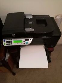 WIFI HP Printer, Scanner and Copier all in One (Officejet 4500)