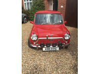 Classic Rover Mini Mayfair 1993 - 1 Previous Owner - 38959 Genuine Miles - Last Year of Carb Models