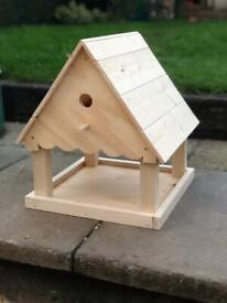 Bespoke bird table